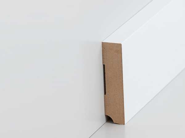 Mehrwertpaket Cubi 10er Set Fussleiste 19 X 80 Mm Inkl Ecken
