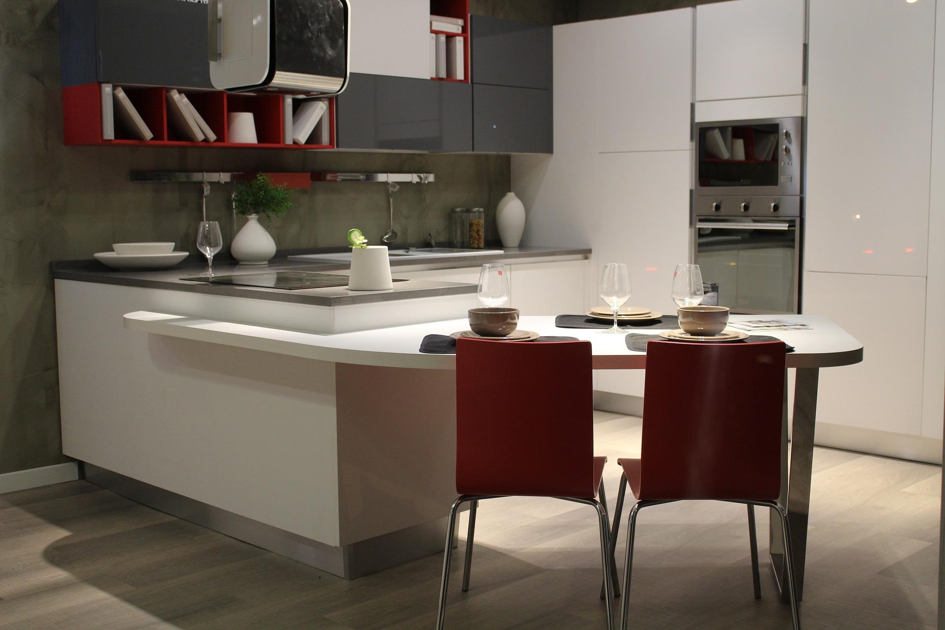 Küche aufpeppen: Alte Möbel neu in Szene setzen | leisten-outlet