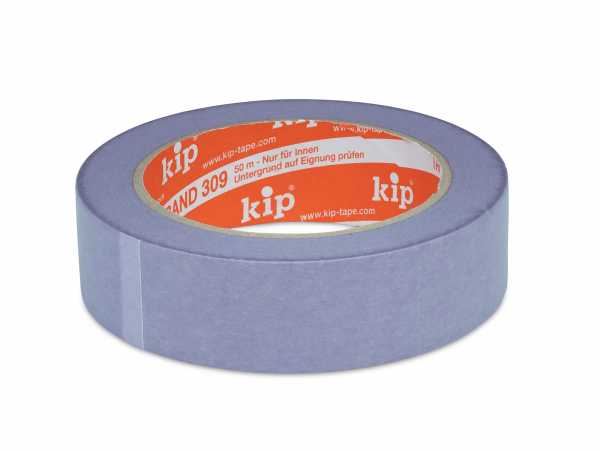 KGM Tapetenband KIP 309 lila selbstklebend - zum Abkleben lackierter Leisten