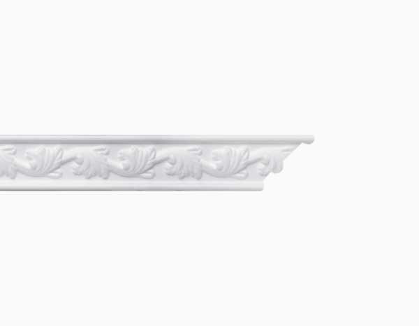 Deckenleiste 30 x 30 mm in 200 cm – Typ Cosa