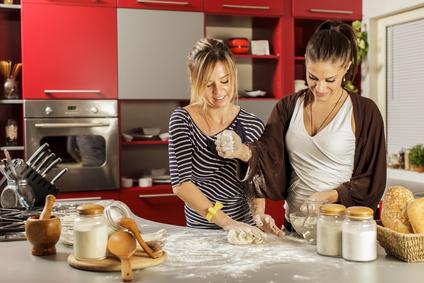 Küchenleisten für Ordnung und Sauberkeit