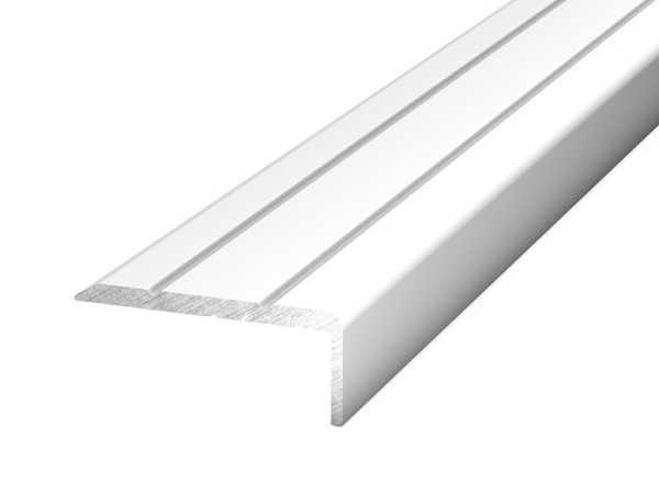 Prinz Winkelprofil selbstklebend Länge 270 cm silber 24,5 mm